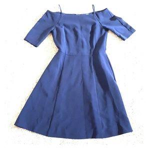 NWT H&M Navy Dress